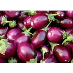 Brinjal Small (Chuchu) 250gm