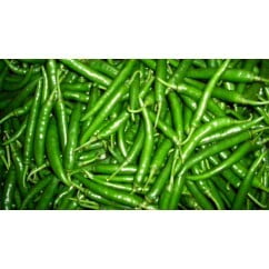 Chilli Green normal 100gm